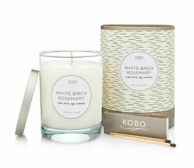 KO020 White Birch and Rosemary