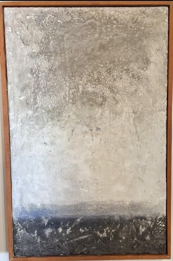 """Grey Sea 13"""" x 20"""""""