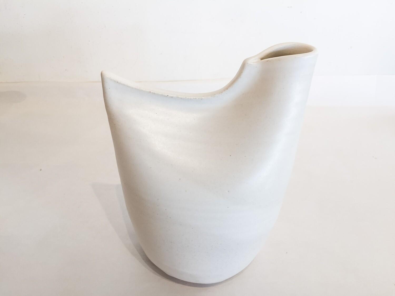 Bird Vase - Large - White