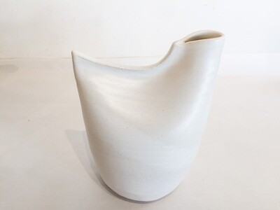 Bird Vase - Large - White