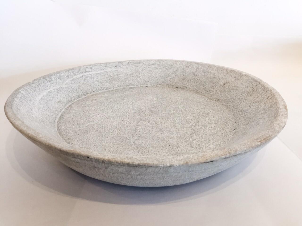 Round Marble Platter