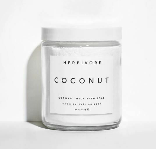 HE006 Coconut Bath Soak 16 oz.