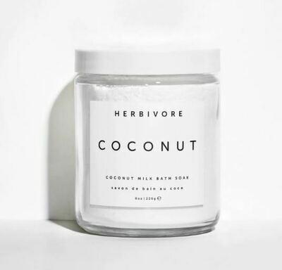 HE006 Coconut Bath Soak 16 oz.