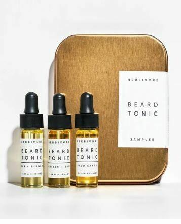 Beard Tonic Sampler 2X .25 oz.