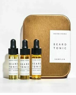Beard Tonic Sampler 2X .25 oz.