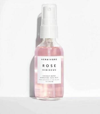 HE003 Rose Hibiscus Face Mist (4 oz)