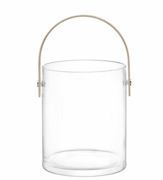 LS007 Large Ice Bucket Ash Handle