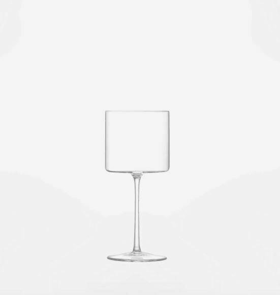 LS034 Scandi Red Wine Glass