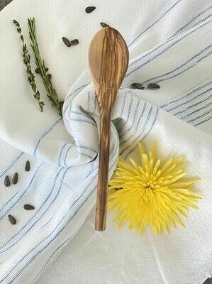 SL045 Olive Wood Spoon - Medium