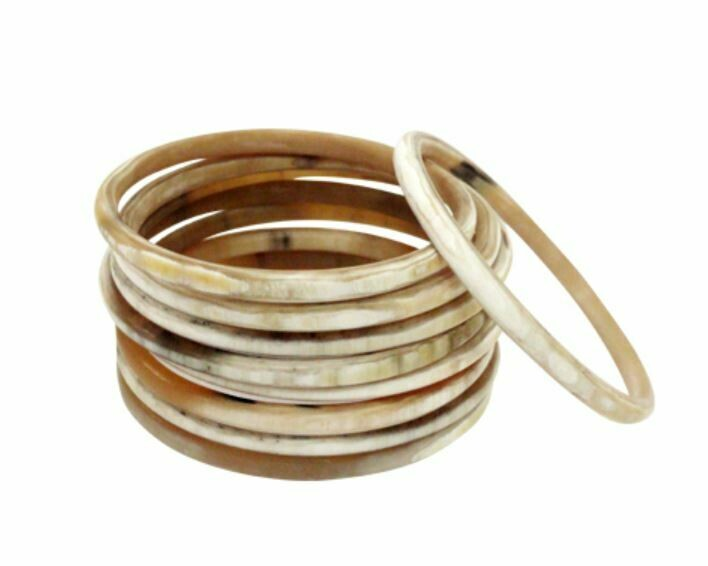 PR003 Round Buff Bangle