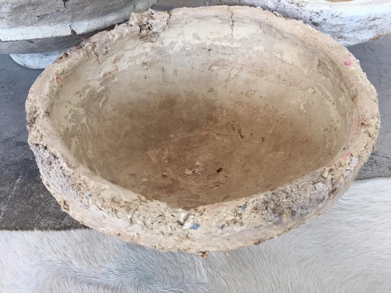GO013S Paper Mache Bowl - Small