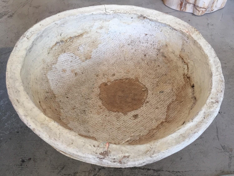 GO013M Paper Mache Bowl - Medium
