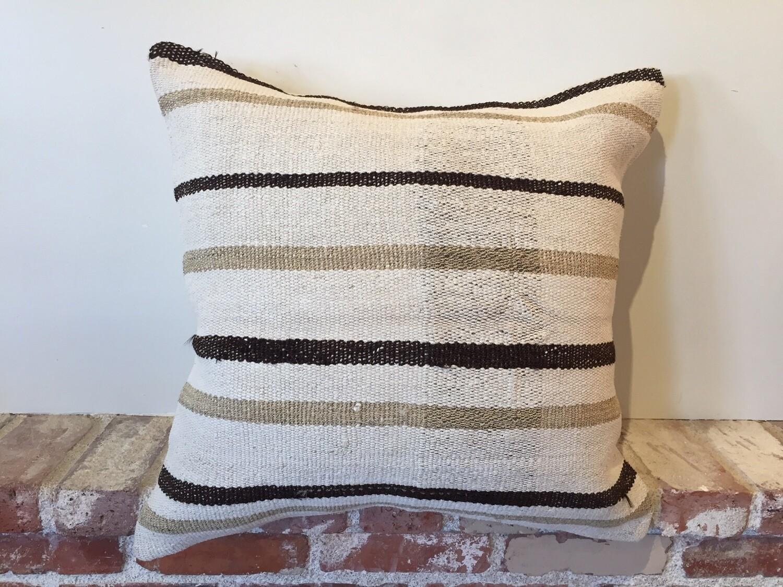 PS002 Hemp Pillow - Pattern #3