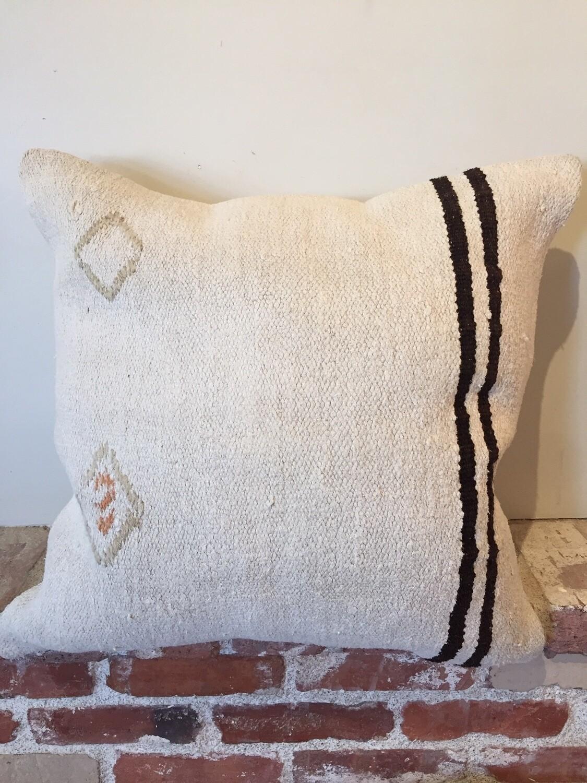 PS002 Hemp Pillow - Pattern #4