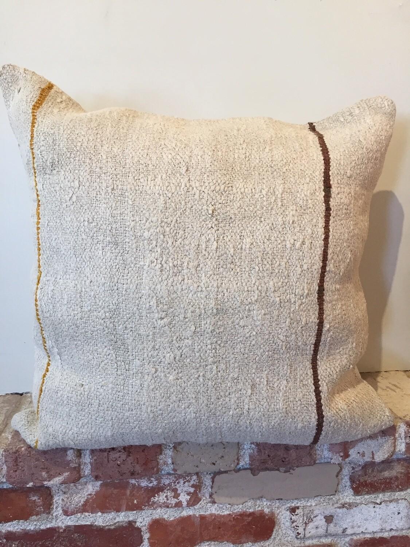 PS002  Hemp Pillow - Pattern #5