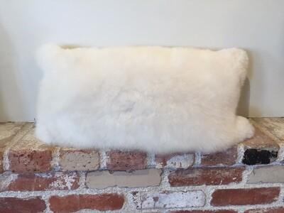 AP111 Huacaya Alpaca Pillow - Lumbar
