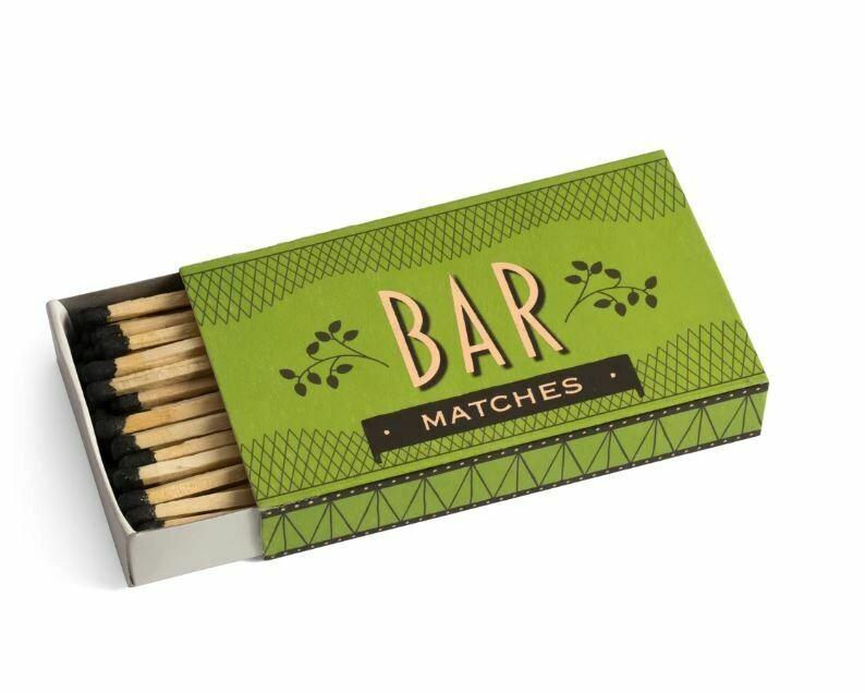 KS011 Bar Matchbox