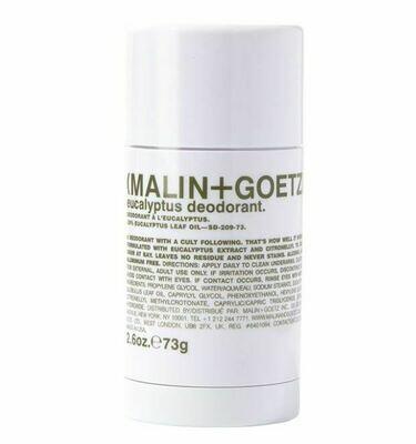 MZ022 Eucalyptus Deodorant 2.6 oz.