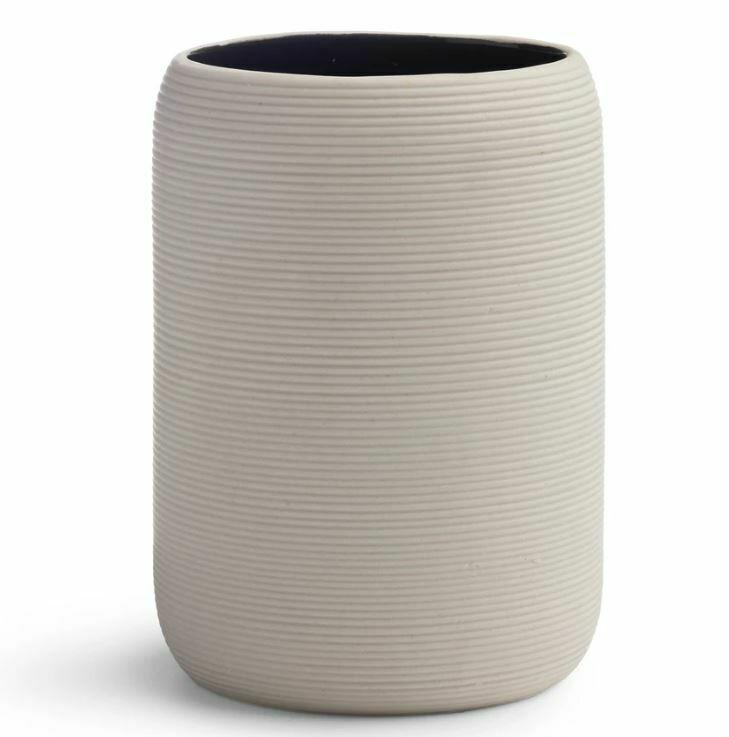 KX006 White Porcelain Tumbler