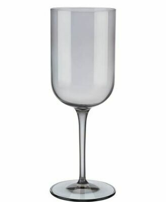 Red Wine Glass in Fog
