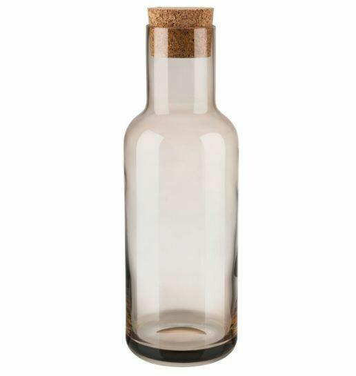 BM018 Water Carafe Amber