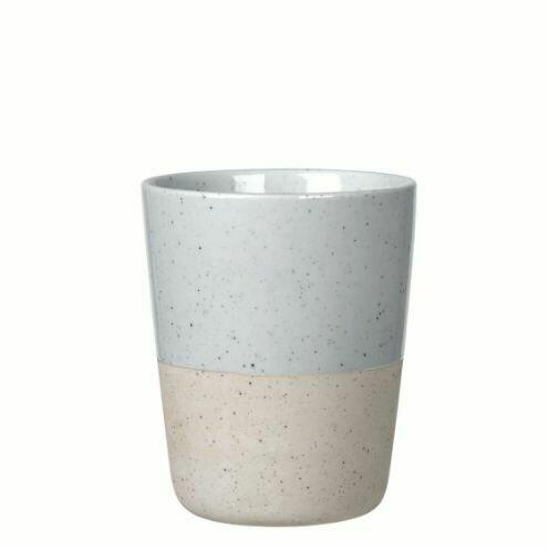 Stoneware Handless Mug