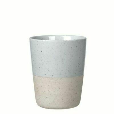 BM008 Stoneware Handless Mug