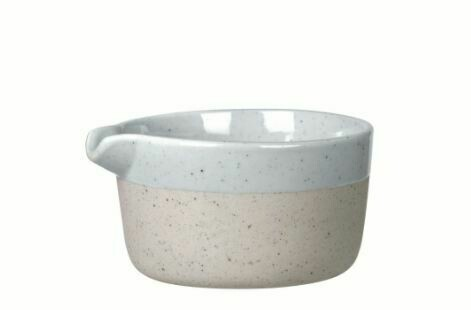BM009 Stoneware Creamer 5 oz