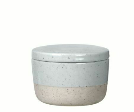 Stoneware Sugar Pot