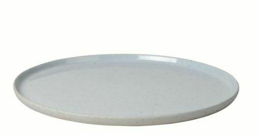 """BM006  Stoneware Dinner Plate 10"""" diameter x .5"""""""