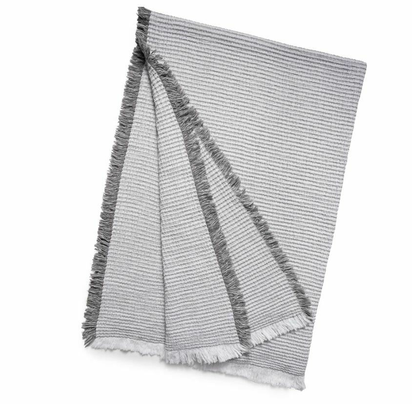 KX020 Malaga Throw - Grey