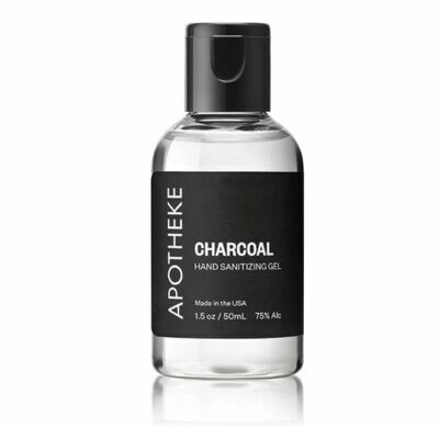 Charcoal Hand Sanitizer 1.5 oz