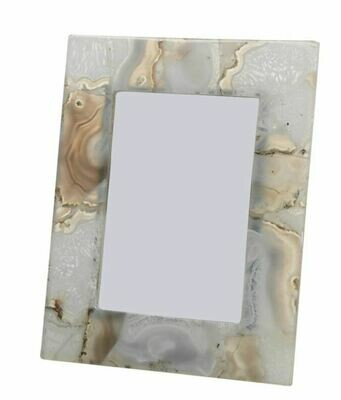 ZX037 Agate Photo Frame 5