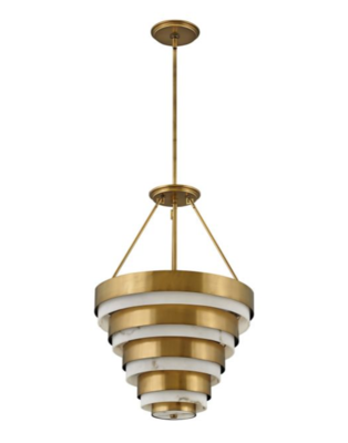 Echelon Medium Multi Tier Pendant