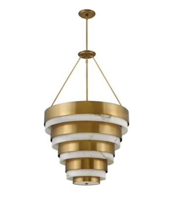 Echelon Large Multi Tier Chandelier