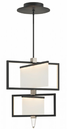 Folio Large Two Tier Pendant