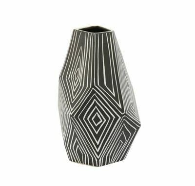 AR068 Moderne Bois Vase