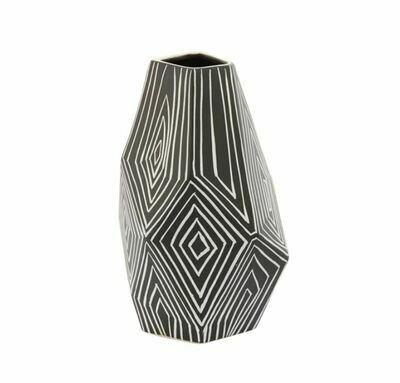 Moderne Bois Vase