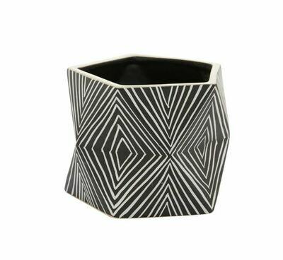 AR067 Moderne Bois Pot