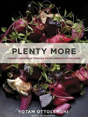 SY113 PLENTY MORE Cookbook by Ottolenghi