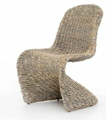 PALOMA Outdoor Dining Chair in Sand or Pewter