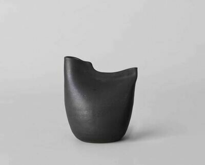 Bird Vase - Medium Black