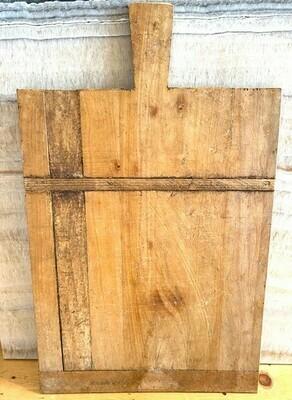 Medium Aged Wood Charcuterie Board