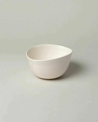 Native Bowl #1/4 White or Black