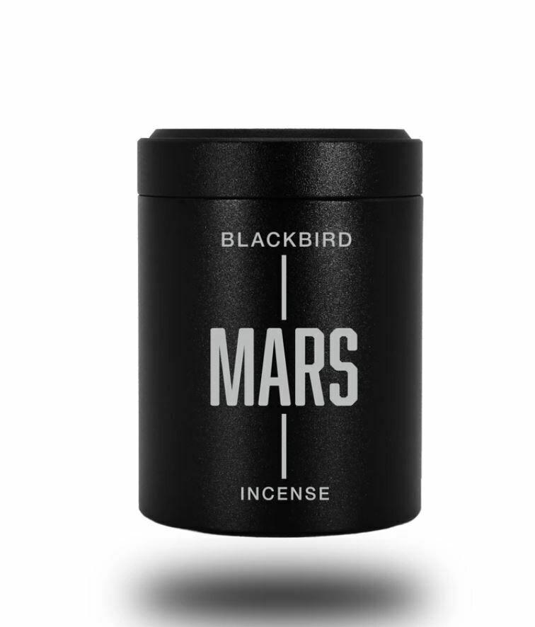 BB005 Mars Incense Tin