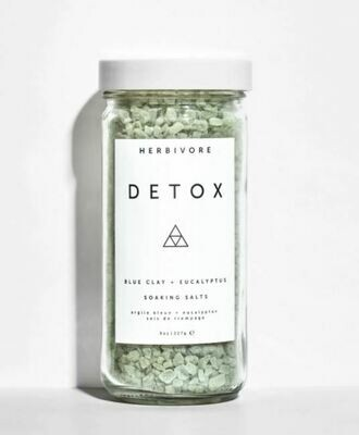 HE008 Detox Soaking Salts 8 oz.