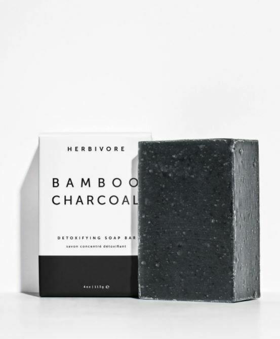 HE019 Charcoal Bar Soap