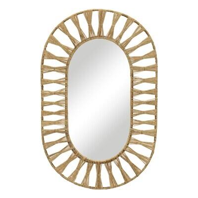 SD001 Nest Oval Mirror
