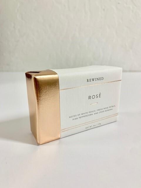 RD007 Rose' Bar Soap