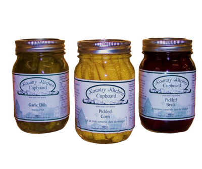 Kountry Kitchen Cupboard Preserves